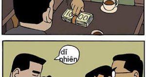 Dạy con về tiền
