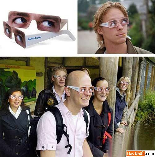 """Kính mắt hay kính """"mát"""""""