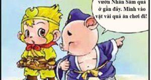 Tây Du Ký Hài (46): Sa thải Ngộ Không