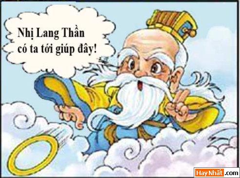 Tây Du Ký Hài (50): Ngộ Không chào hàng