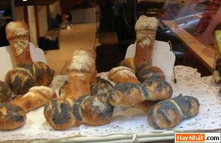 Bánh này ai dám ăn