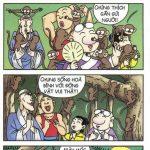 Ô Long Viện: Khỉ đáng yêu