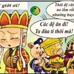 Tây Du Ký Hài (45): Sư phụ ngộ độc thức ăn