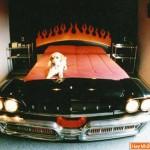 Giường của tín đồ xe hơi