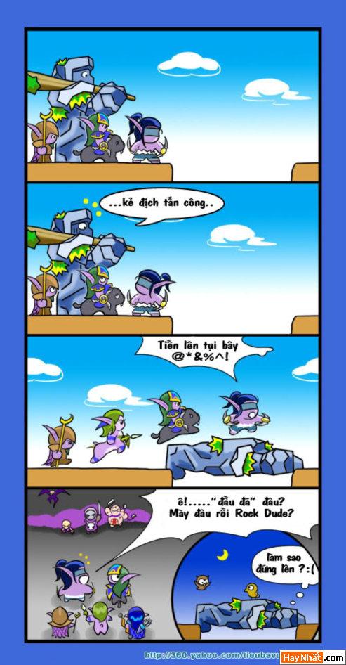 Warcraft: Đầu đá