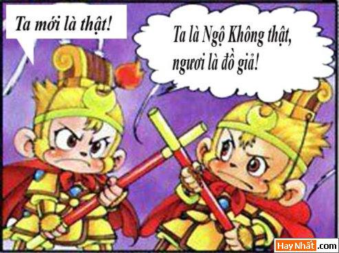 Tây Du Ký hài (75): Ngộ Không sinh đôi