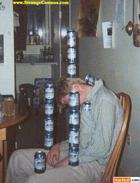 Khi người ta.. say xỉn