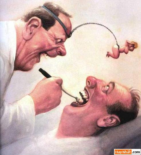 Mẹo nha sĩ