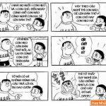 Nobita thật nguy hiểm