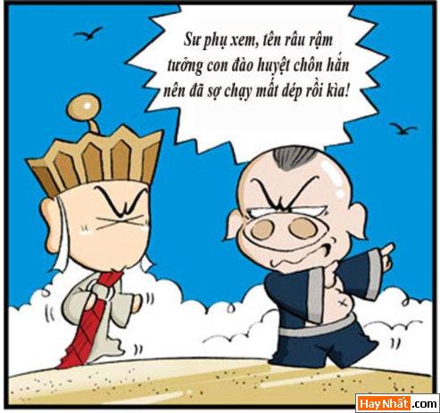 Tân Tây Du Ký (25): Thu phục Sa Tăng