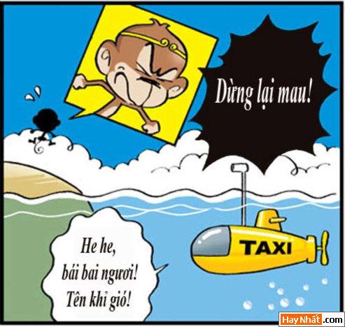Tân Tây Du Ký (25): Thu phục Sa Tăng, Truyện Tây Du Ký, Tân Tây Du Ký, Truyen Tay Du Ky, Tan Tay Du Ky, Ton Ngo Khong, Tôn Ngộ Không, tay du ky, tan tay du ky, tay du ky hai, truyen cuoi, chuyen cuoi, truyen tranh, hai huoc, ngo khong, su phụ
