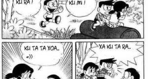 Doremon nguyên bản tiếng Nhật