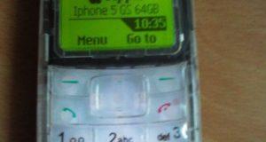Iphone 5GS