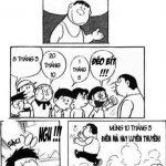 Nobita lại tỏ ra nguy hiểm