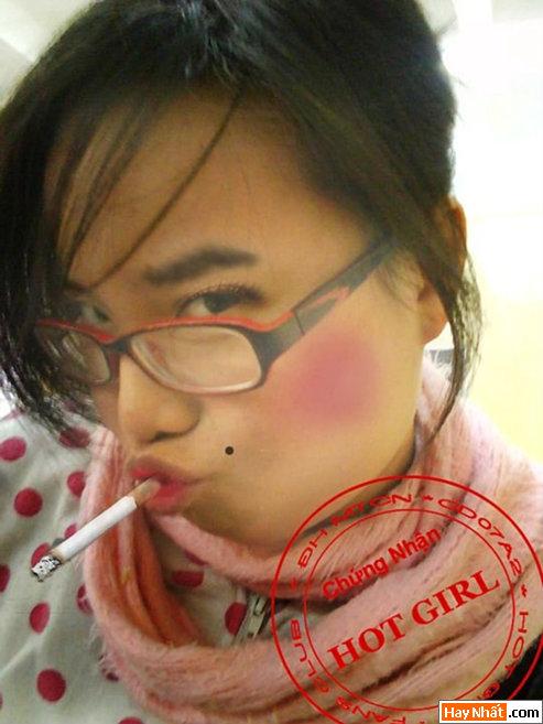 Hot Girl của tháng