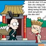 Tân Tây Du Ký (33): Hàng lởm, kêu ai?