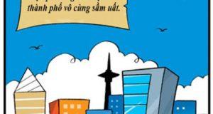 Tân Tây Du Ký (28): Lần đầu ra thành phố
