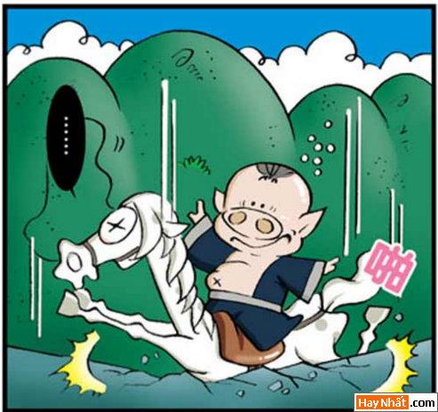 Tân Tây Du Ký (43): Bát Giới chơi trò tiểu nhân