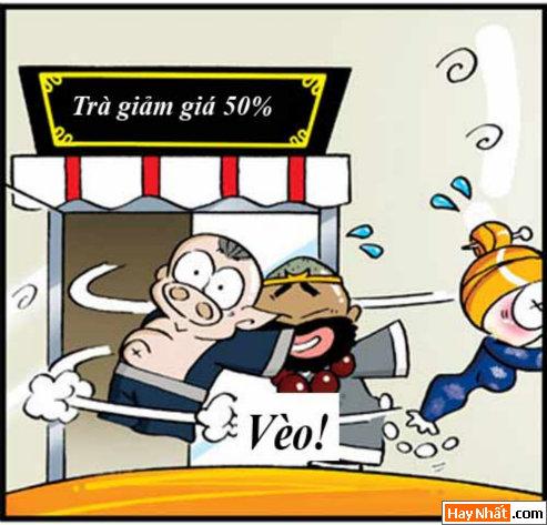 Tân Tây Du Ký (46): Của rẻ là của ôi