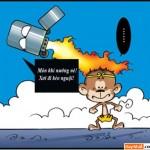 Tân Tây Du Ký (52): Ngộ Không cháy xém