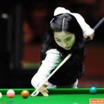 Yu Ram Cha – Nữ hoàng billiards xứ Hàn