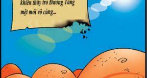 Tân Tây Du Ký (57): Đặc sản chốn hoang mạc