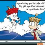 Tân Tây Du Ký (69): VÒI TIỀN ĐƯỜNG TĂNG