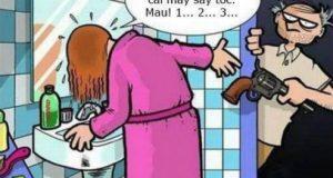 Các chị em cẩn thận nhe