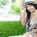 Thiên Trang – VJ xinh đẹp