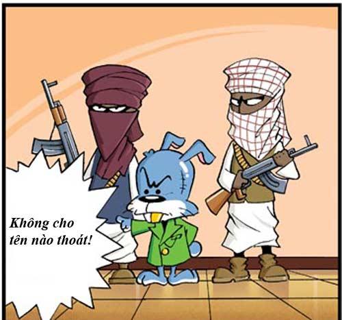 Tân Tây Du Ký (81): Trùm khủng bố