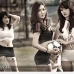 Người đẹp & Euro 2012 (Part 6)