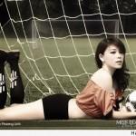 Người đẹp & Euro 2012