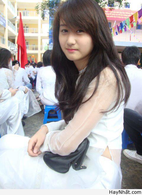Really Cute Vietnamese Girls (Part 3)