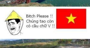 Chỉ có thể là cầu của người Việt
