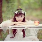 Nàng công chúa xinh đẹp trong rừng
