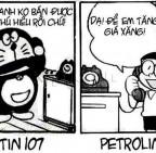 Lý do xăng tăng giá