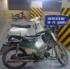 Khu vực để xe SH…