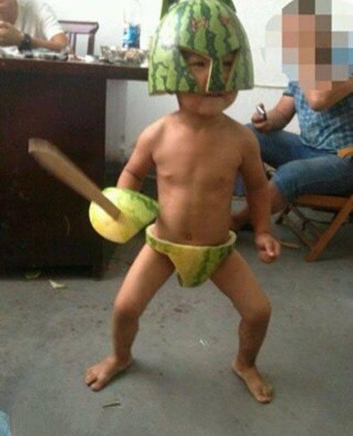 Hiệp sĩ dưa hấu