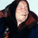 Nhà tiên tri Vanga dự báo thảm họa 2015