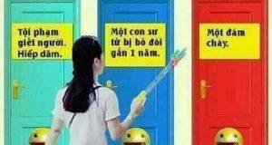 mở cửa nào thì sống