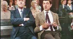 Mr. Bean đi nhà thờ