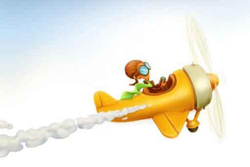 Hot girl tóc vàng đi máy bay lần đầu tiên và câu chuyện hài vô đối