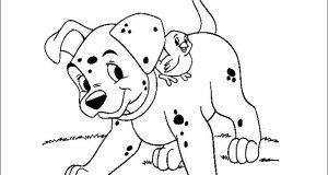 Tranh tô màu con vật ngộ nghĩnh, đáng yêu cho các bé từ 3-5 tuổi