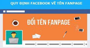Cách đổi tên Fanpage Facebook trên điện thoại và máy tính