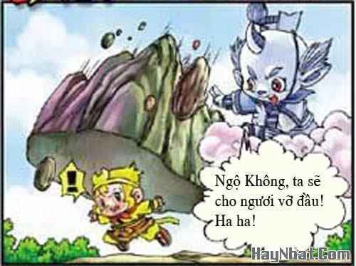 Tây Du Ký Hài (32): Hồ lô diệt quái
