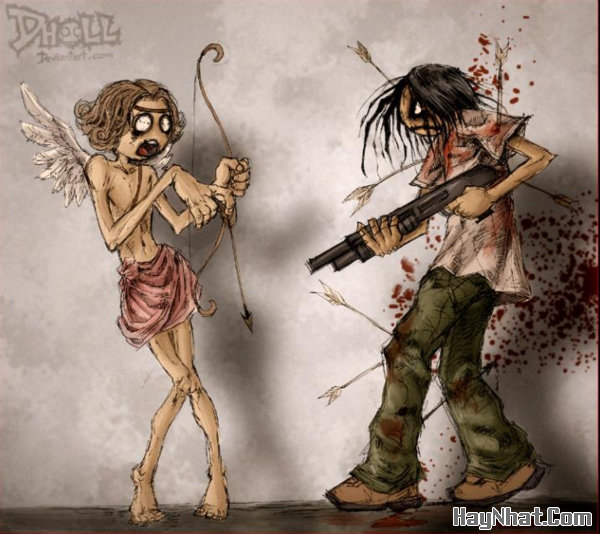 Dám bắn à!!